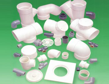 Arabian Gulf PVC Pipes and Fittings