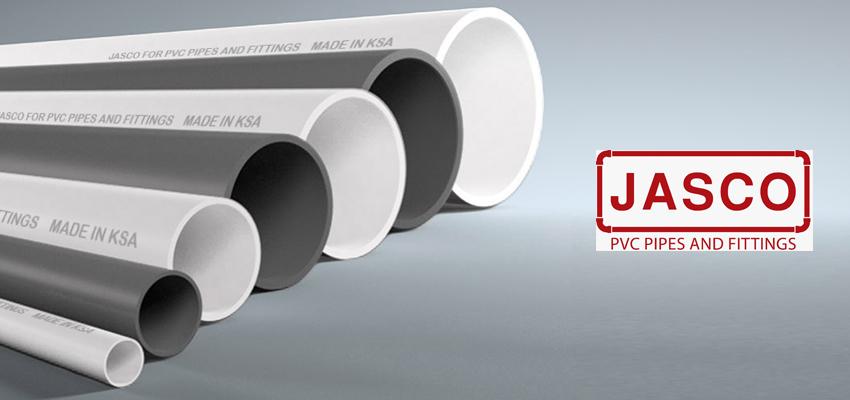 JASCO - PVC Pipes and Fittings - Arab Land Plast Factory